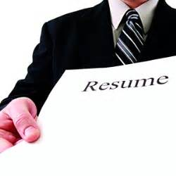 Examples of resume headings